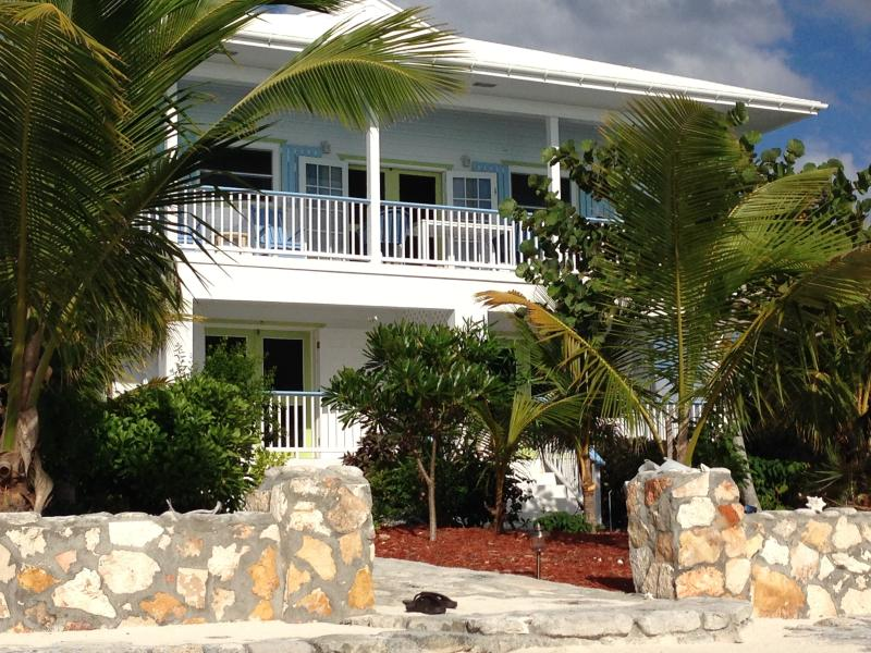 beach side of house - Bahamian Mood - Clarence Town - rentals