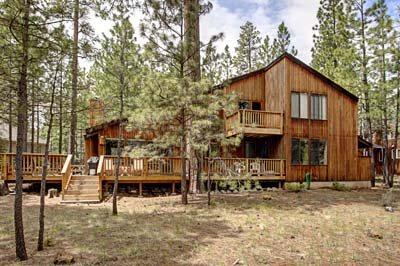 Exterior of home with beautiful deck - THE COOP @ BLACK BUTTE RANCH -Near Glaze and South Meadow pools - Sisters - rentals