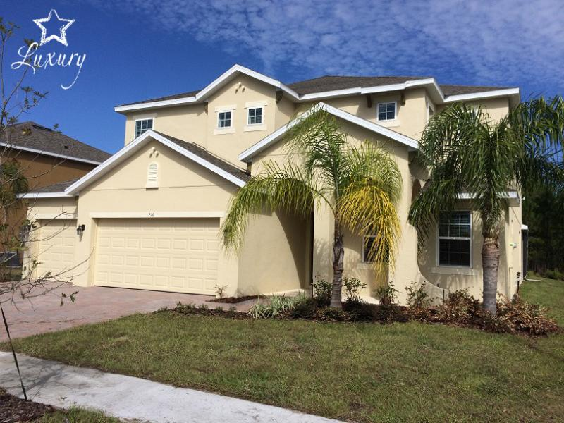 Luxury 7bed/6Bath Pool Home GR/INT- Frm $220nt! - Image 1 - Orlando - rentals