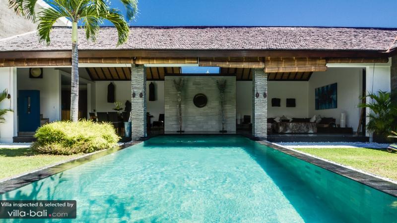 Villa Anjali Blue - Image 1 - Seminyak - rentals