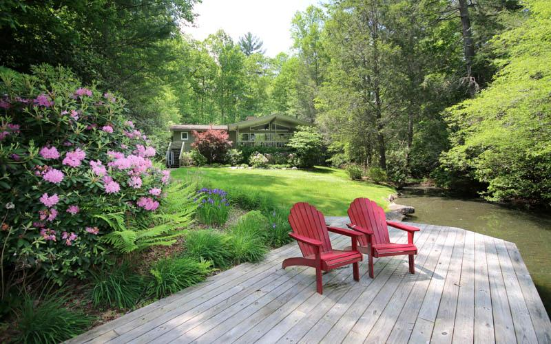 Happy Bear Cove - Image 1 - Lake Toxaway - rentals