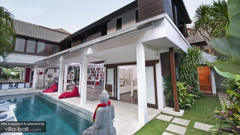 Villa Sabtu - Image 1 - Seminyak - rentals