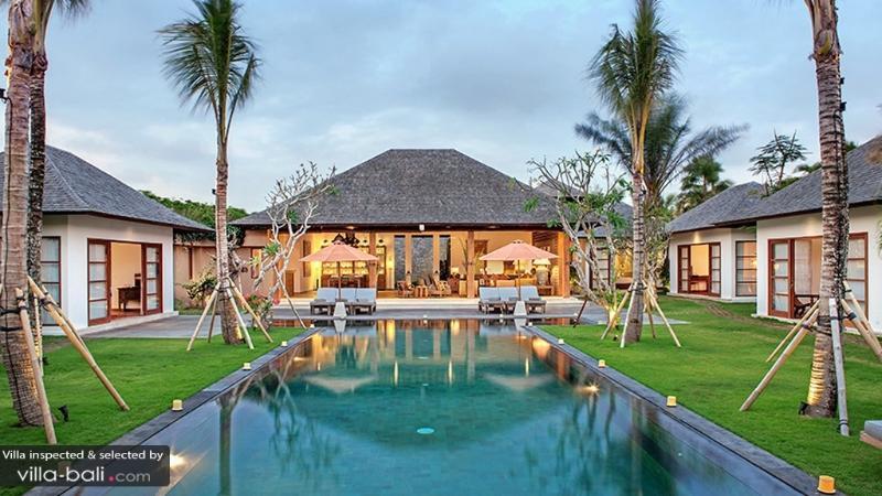 Superb 7bdrs Villa In Seminyak - Villa Tiga Puluh - Image 1 - Seminyak - rentals