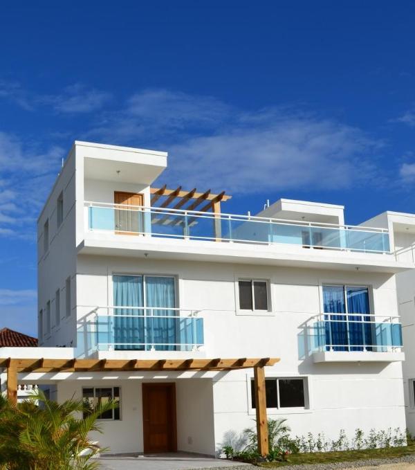 Front View - Nice Beach House - Juan Dolio - rentals