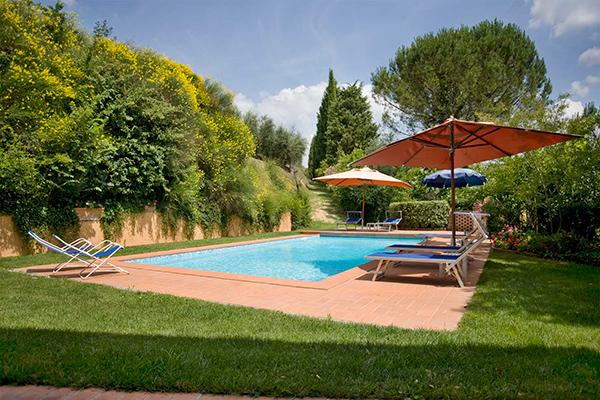 Set in the rolling hills between San Miniato and Volterra within easy reach of Tuscany. SAL FER - Image 1 - Tuscany - rentals