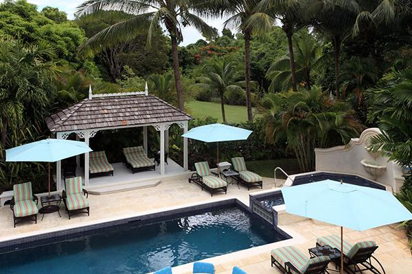 Within the Sandy Lane Estate, this home embraces you the minute you drive through its gates. RL GRE - Image 1 - Barbados - rentals