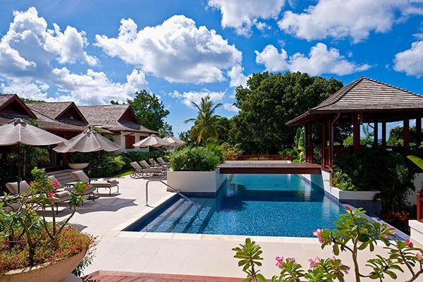 Combining the best of Barbadian and Balinese living, this open- plan villa has a natural, organic feel. RL ALI - Image 1 - Barbados - rentals
