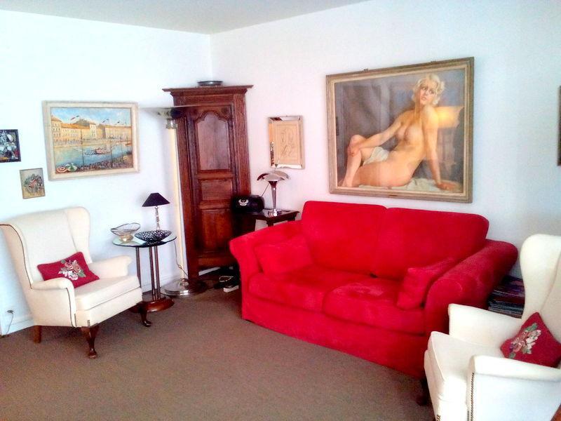 Charming Paris Invalides apartment 60m2 4 sleeps - Image 1 - Paris - rentals