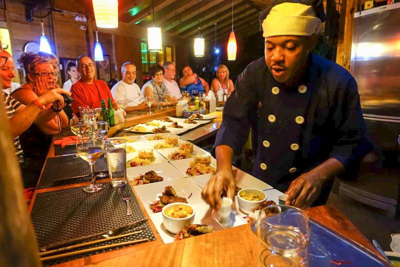 #1 Restaurant in Jamaica! - Zimbali Retreats - Negril - rentals