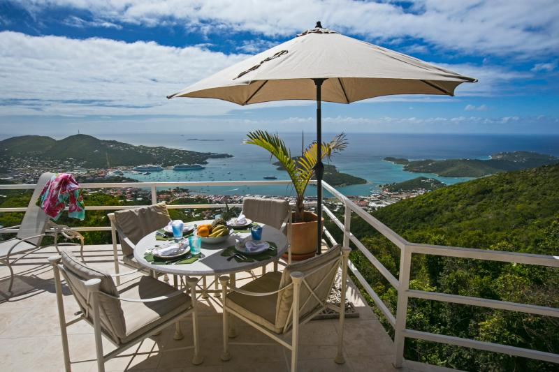 Welcome to Villa Marti! - Private Luxury Villa w/ Best Views on the Island! - North Side - rentals