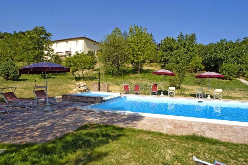Villa Maddalena - Image 1 - San Miniato - rentals