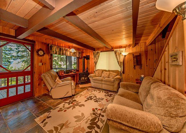 Big Bear - Looking for a genuine cabin retreat on Lake Cle Elum?  3BR + Loft | 2 BA - Ronald - rentals