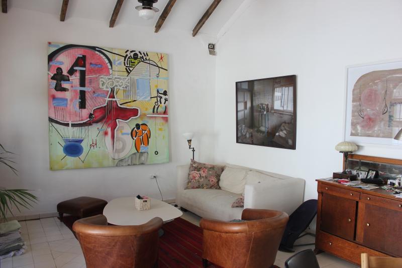 Private house with garden in Neve-Tzedek - Image 1 - Tel Aviv - rentals