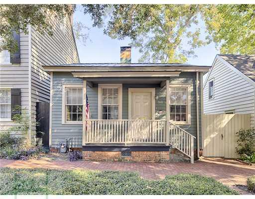 Historic District 2BR/1BA Cottage - Image 1 - Savannah - rentals