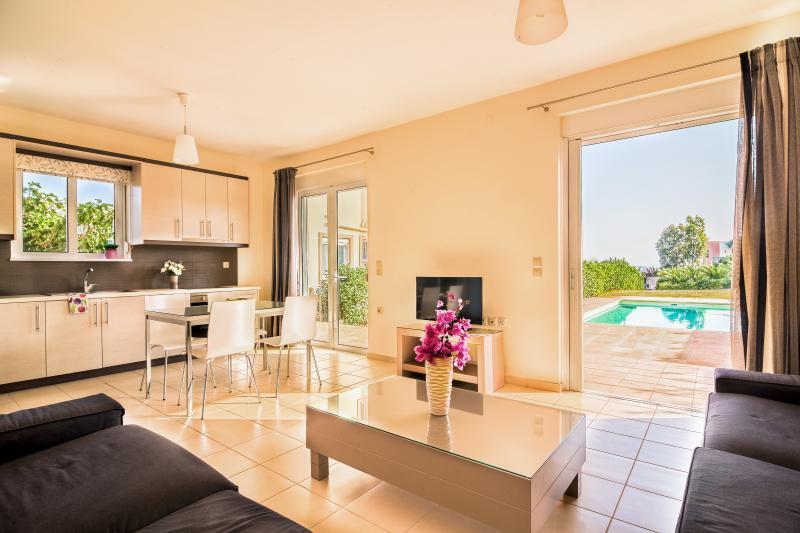 Creteview villa hlektra - Image 1 - Chania - rentals