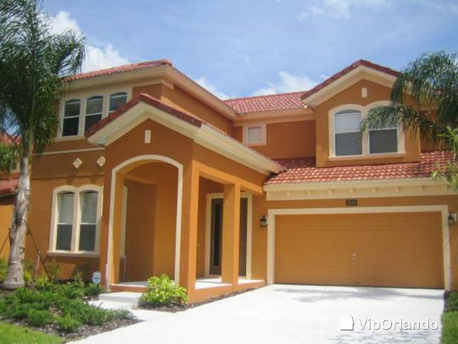 Beautiful 2-story townhouse with garage - Spacious VIP ORLANDO House with private pool - Stella 4bm02 - Kissimmee - rentals