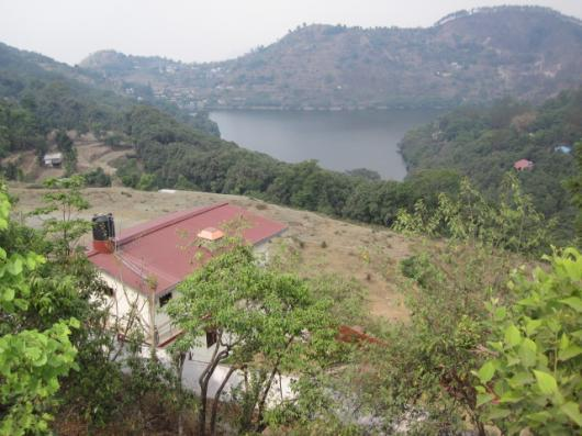 view of the lake - A Lake House In The Hill - Nainital - rentals