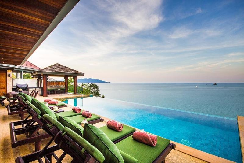 Samui Island Villas - Villa 36 (3 Bedroom Option) - Image 1 - Choeng Mon - rentals