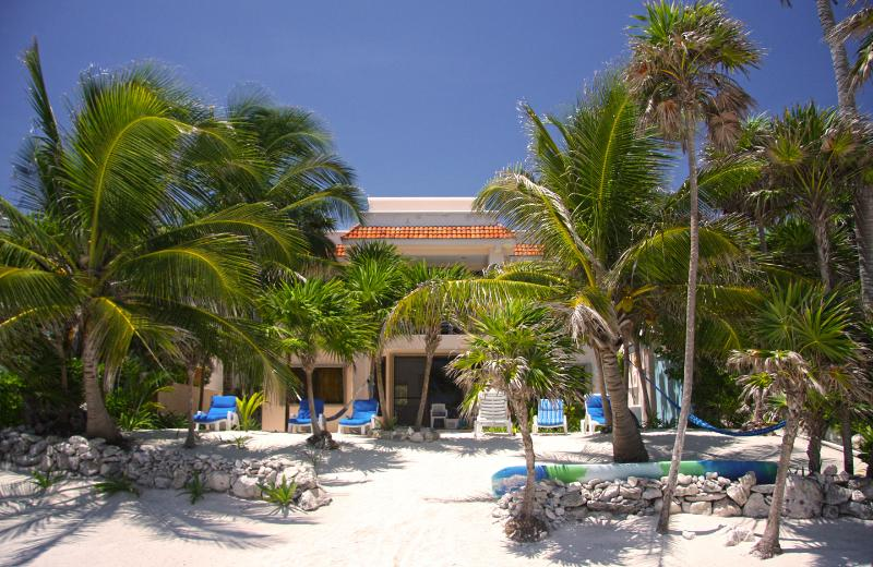 Casa de Acacia - Affordable Villa/Wt Sand Beach/Pool/Internet/Cook - Akumal - rentals