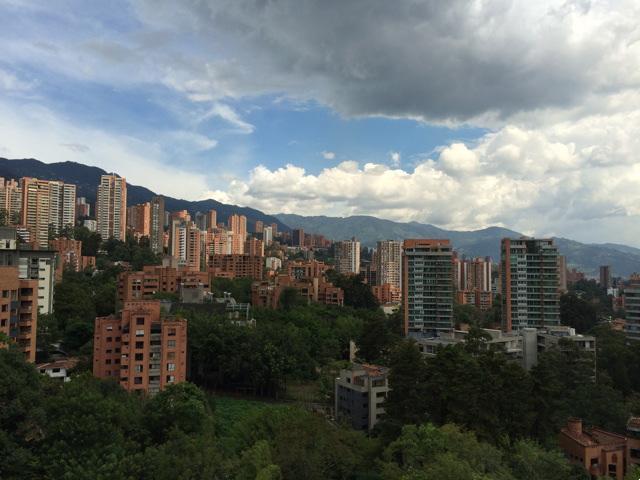 Lleras Studio w/ Views on a High Floor 0165 - Image 1 - Medellin - rentals