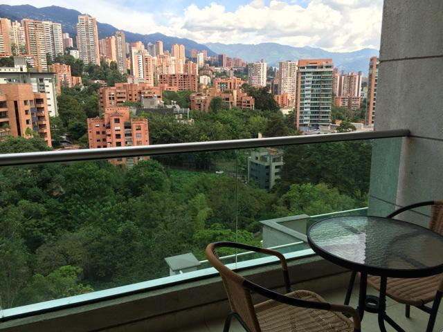 Poblado Daily Rental w/Incredible Views  0068 - Image 1 - Medellin - rentals