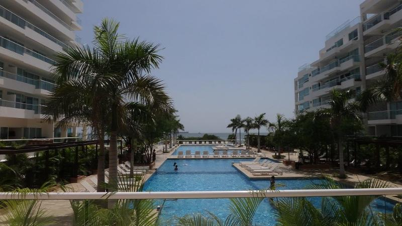 First Class Luxury- Colombian Beachfront Living 0042 - Image 1 - Santa Marta - rentals