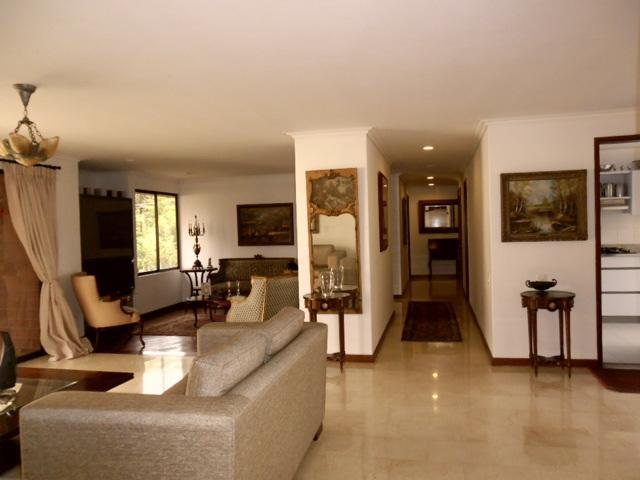 Poblado Castropol 3 Bedroom 0046 - Image 1 - Medellin - rentals