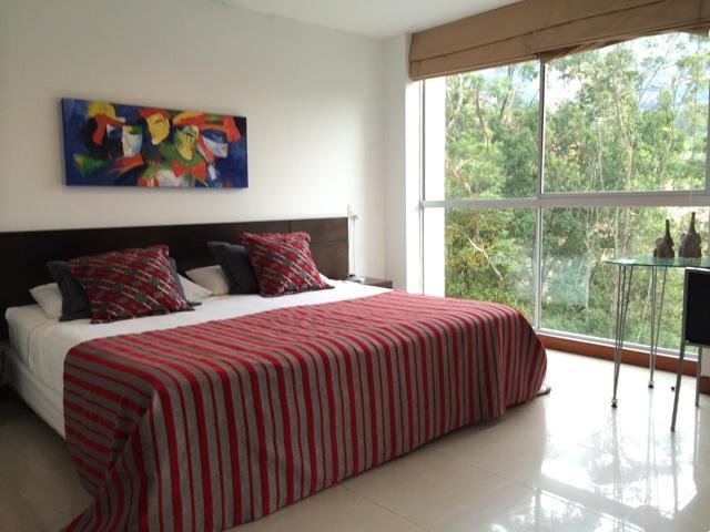 Poblado Studio Near Parque Lleras 0058 - Image 1 - Medellin - rentals