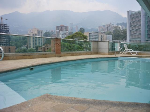 7th Floor Economical Daily or Monthly Poblado Studio 0063 - Image 1 - Medellin - rentals