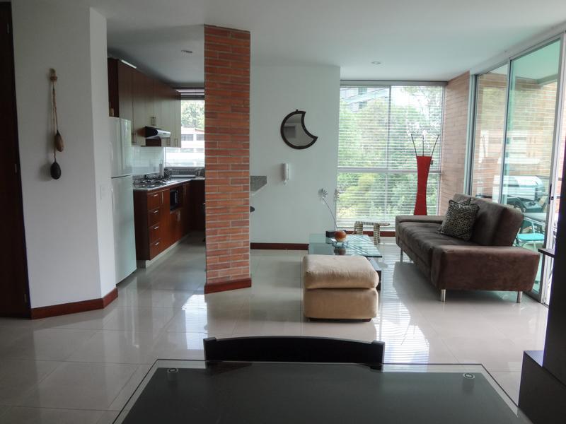 Poblado 2 Bedroom w/ Amenities 0062 - Image 1 - Medellin - rentals
