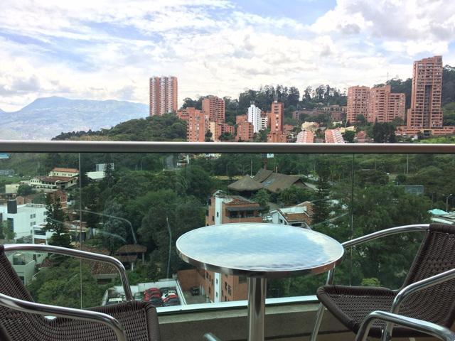 Poblado Studio with Pool 0073 - Image 1 - Medellin - rentals