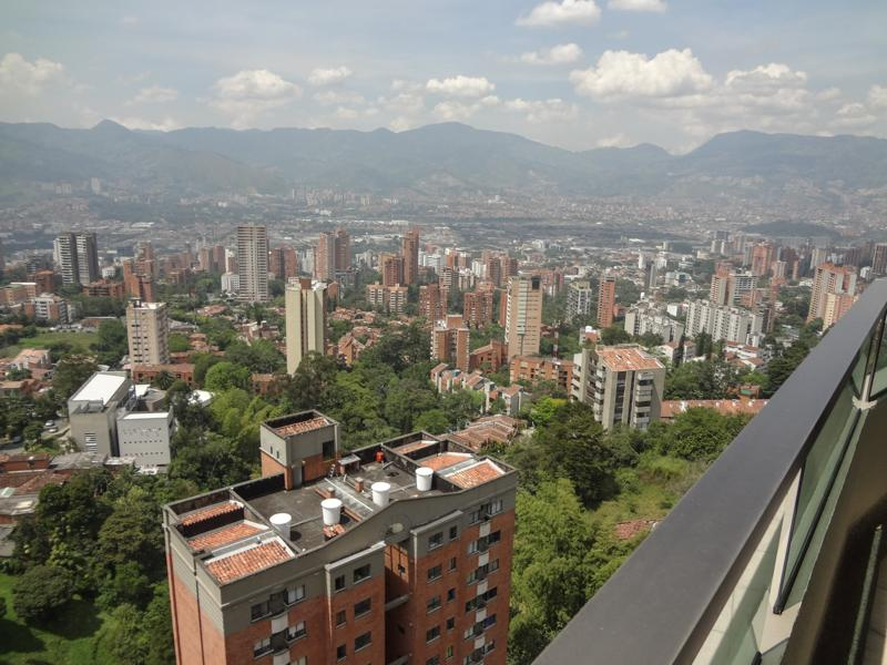 19th Floor Poblado 2 Bedroom 0078 - Image 1 - Medellin - rentals