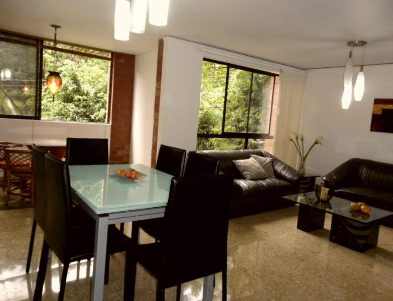 Santa Fe 2 Bedroom 0085 - Image 1 - Medellin - rentals