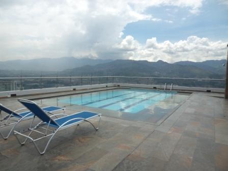 Poblado 1 Bedroom with Rooftop 0121 - Image 1 - Medellin - rentals