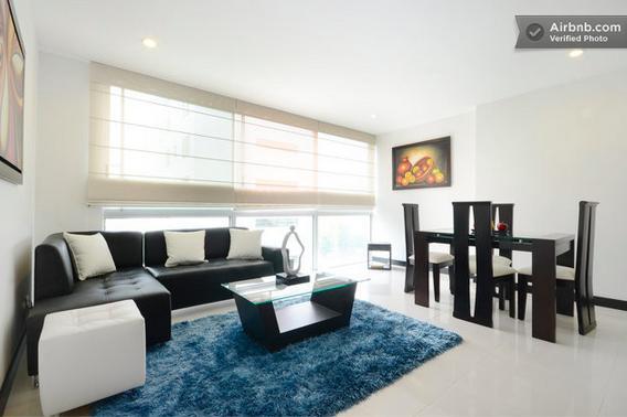 Poblado 1 Bedroom with Rooftop and Amenities 0110 - Image 1 - Medellin - rentals