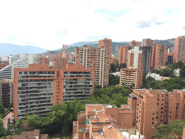 Top of the Mountain Views 0118 - Image 1 - Medellin - rentals