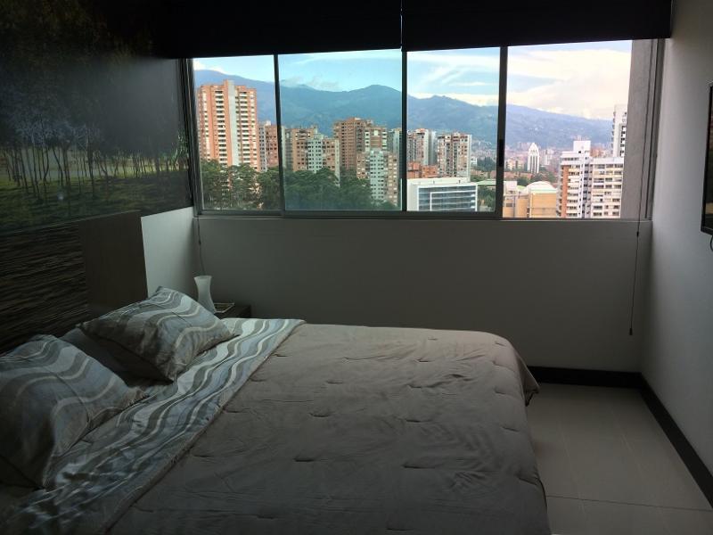 Gorgeous 21st Floor Poblado 0122 - Image 1 - Medellin - rentals