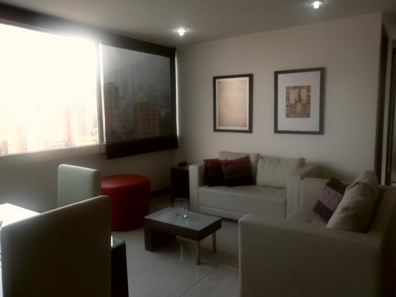 Spectacular Poblado 2 bedroom 23rd Floor 0123 - Image 1 - Medellin - rentals