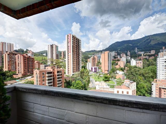 Poblado 16th Floor w/ Huge Rooftop  0138 - Image 1 - Medellin - rentals