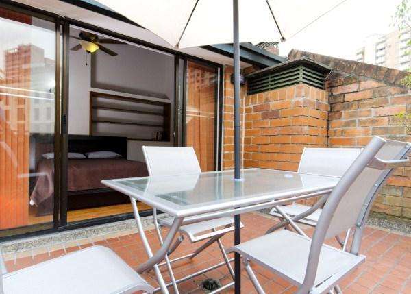 2 Level Poblado Apartment 0149 - Image 1 - Medellin - rentals