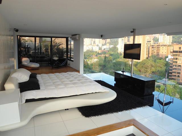 Poblado Penthouse 0146 - Image 1 - Medellin - rentals