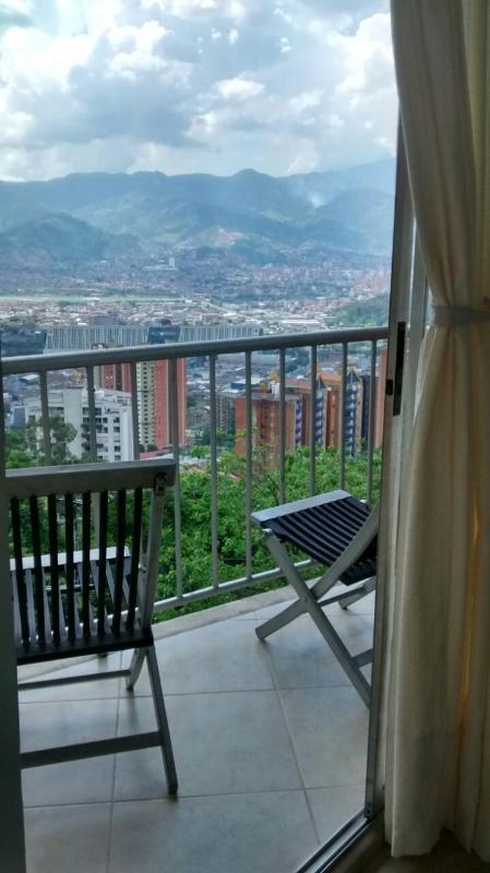 Gorgeous Poblado Views - 0004 - Image 1 - Medellin - rentals