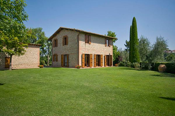Quiet villa within walking distance of 12th century villa Palaia. SAL FTE - Image 1 - Tuscany - rentals