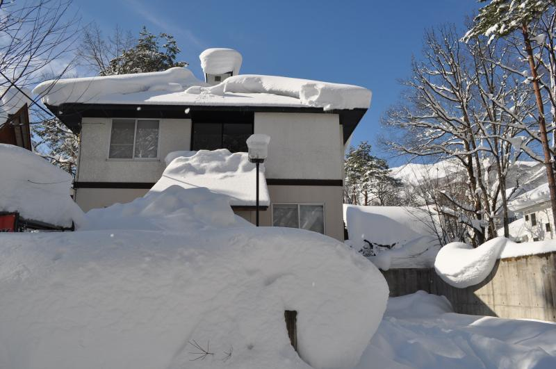 Yama House Hakuba - Self Contained Chalet - Image 1 - Hakuba-mura - rentals