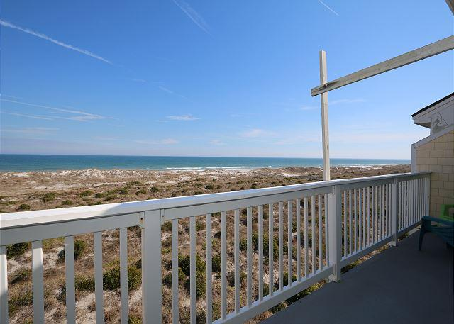 Wrightsville Dunes 3B-D _ Oceanfront condo with community pool, tennis, beach - Image 1 - Wrightsville Beach - rentals