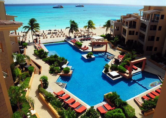 El Faro Playa del Carmen - 3 Bedroom Luxury Beachfront Condo El Faro (EF104) - World - rentals