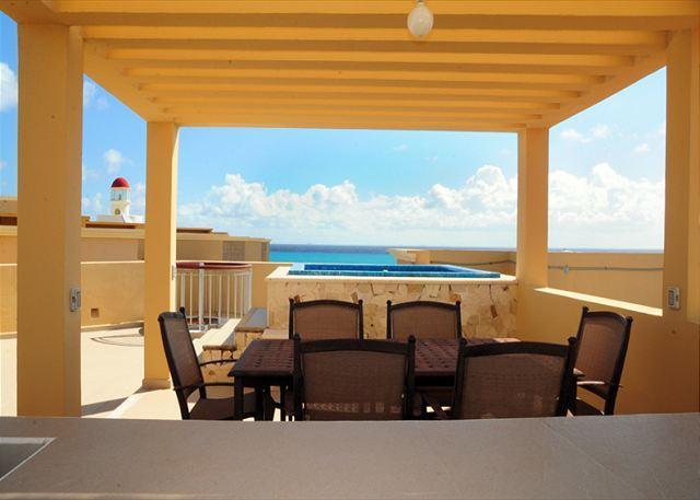 El Faro Coral 402 Penthouse - Stunning Caribbean Beachfront Condo (EFC402) - Playa del Carmen - rentals