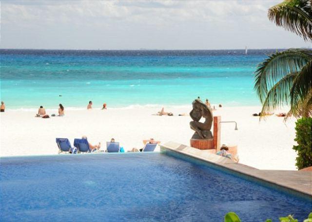 Luna Encantada Playa del Carmen - Oceanfront 3 bedroom (Best price)ground floor (LEF1) - Playa del Carmen - rentals