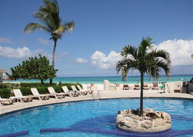 Xaman Ha - 2 Bedroom Oceanfront Xaman Ha! (7106) - Playa del Carmen - rentals