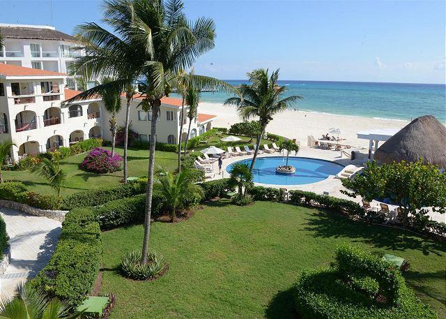 Xaman Ha 7206 - Oceanfront with pool 2 bedroom in Xaman Ha (Xh7206) - Playa del Carmen - rentals